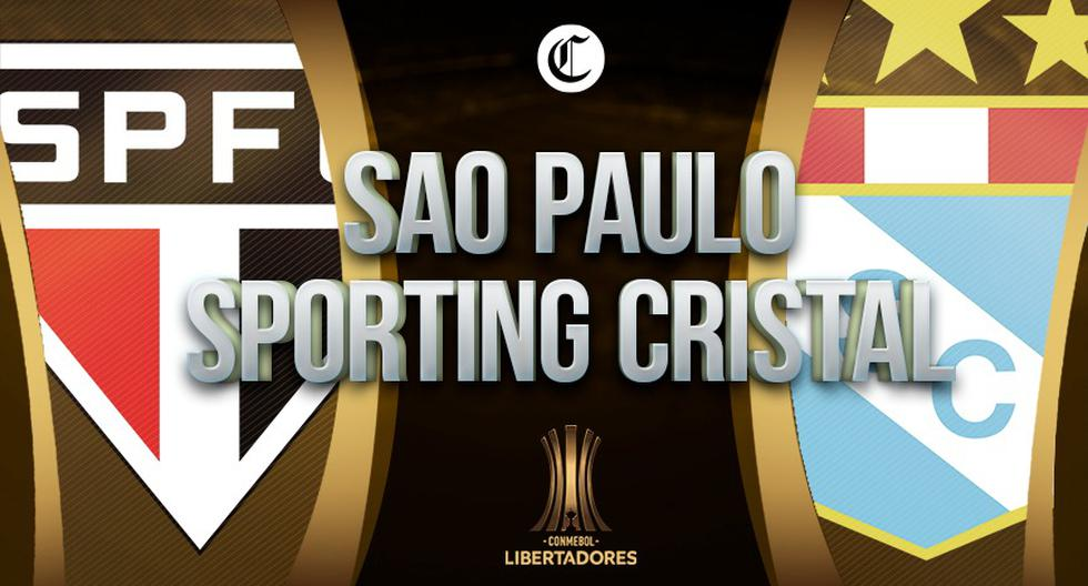 How and Where to Watch the Game Crystal vs Sao Paulo Live 2021 Copa Libertadores Tournament |  Live Football |  Copa Libertadores via Facebook Watch |  What time does Crystal play?  Today's matches |  Game Total
