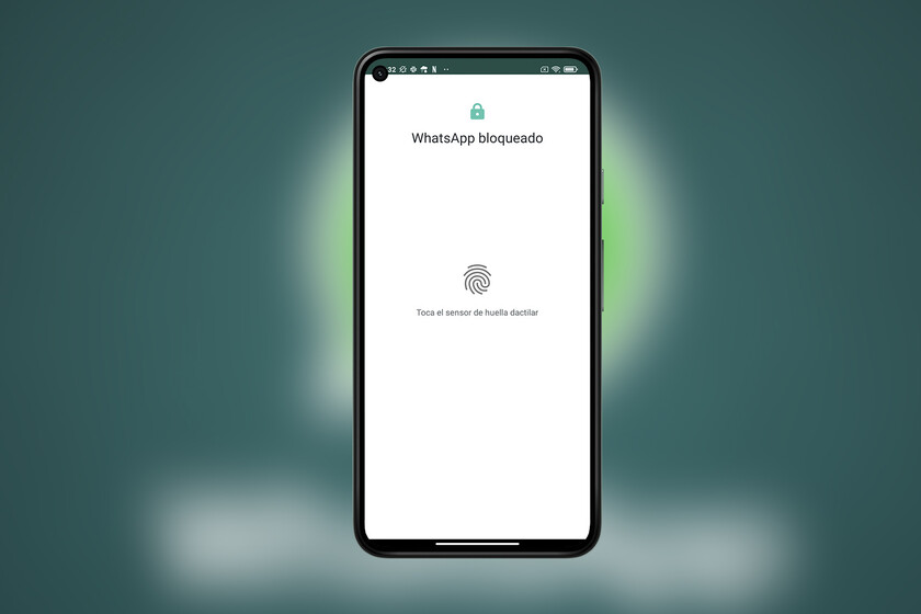 How to protect WhatsApp with your fingerprint or your face on Android and iPhone