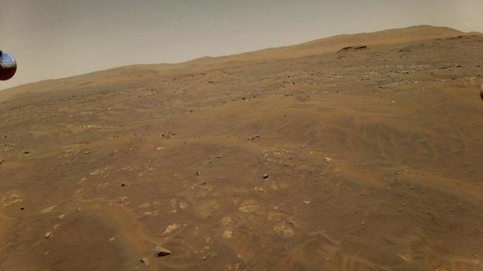 Ingenuity staggered to Mars due to navigation failure