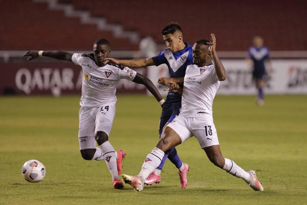 Liga de Quito and Welles Charsfield in direct clash to continue in Copa Libertadores |  Football |  Sports