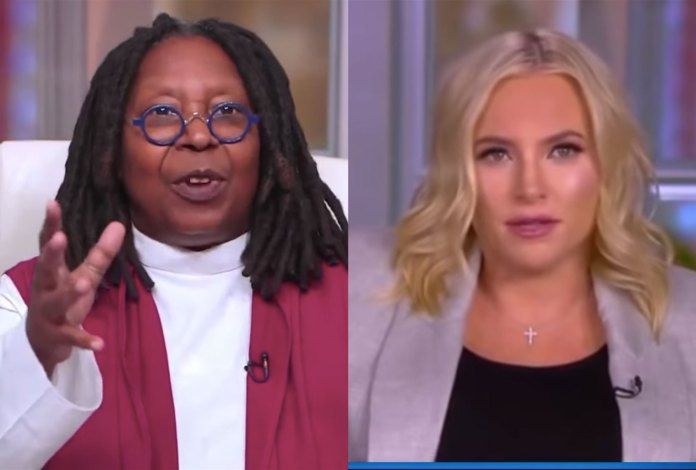 Meghan McCain defends Marjorie Taylor Greene by comparing the Republican to Democrat Ilhan Omar