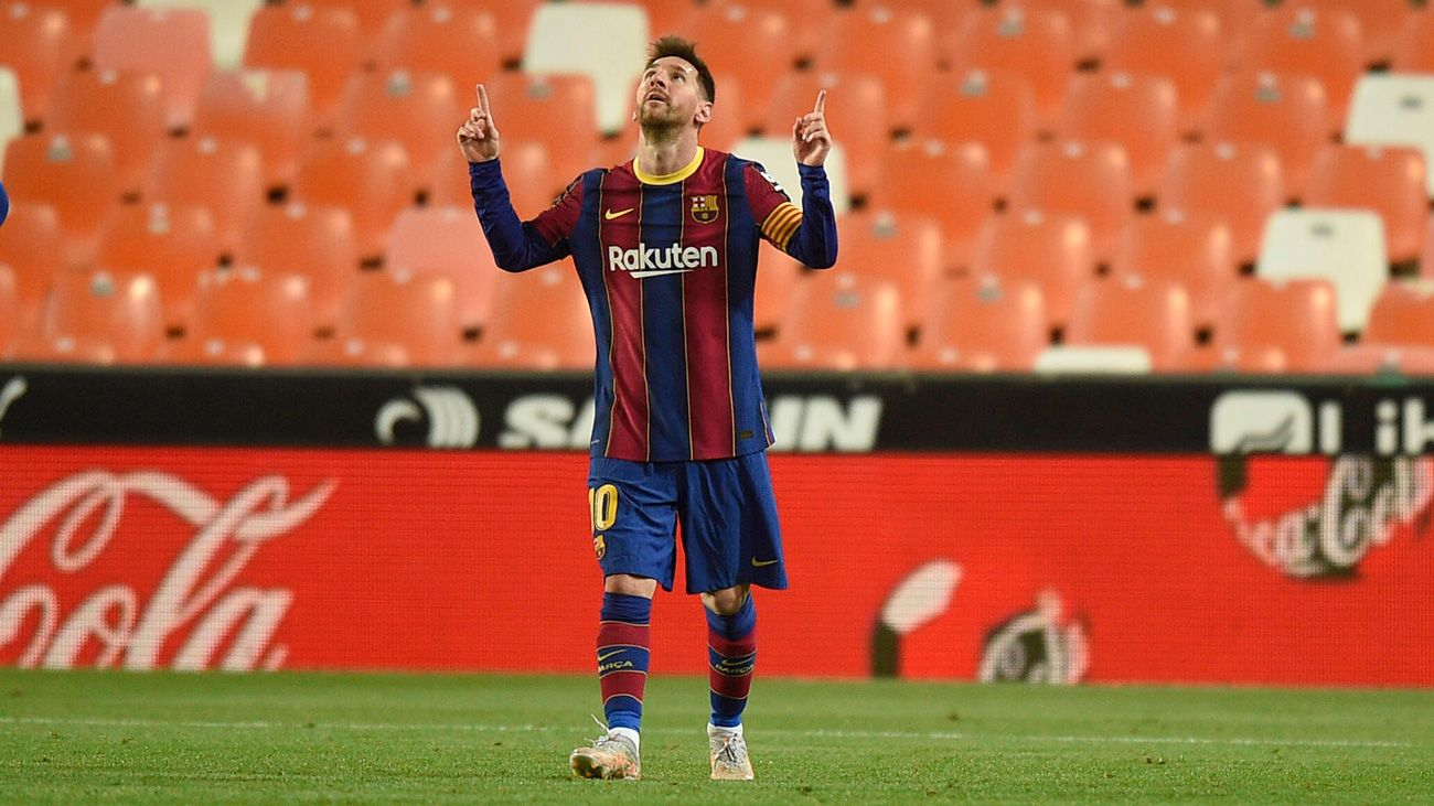 Messi will break his silence this Saturday