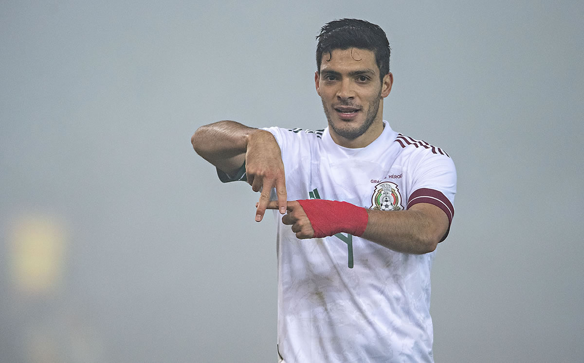 Raவுl will be dropped from the Mexican national team for the Jimenez Nations League