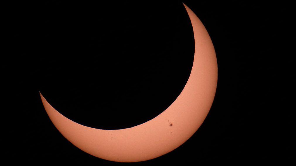 Solstice, solar eclipse and space orbits