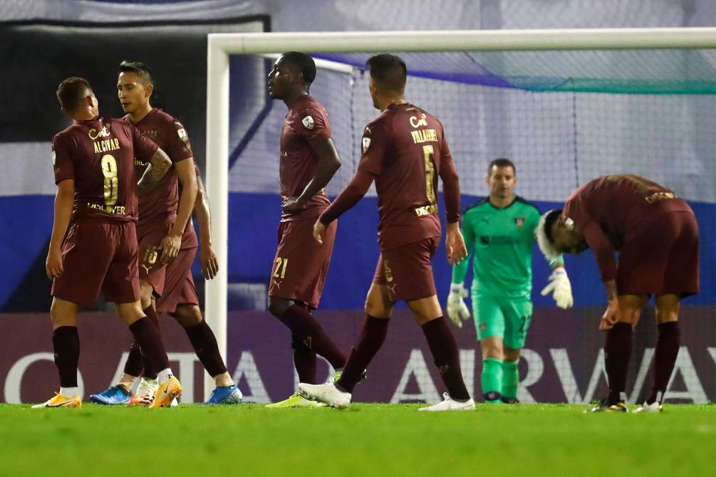 Welles is on the ropes for Liga de Quito at the Copa Libertadores after a 3-1 defeat against Charlesfield |  Football |  Sports