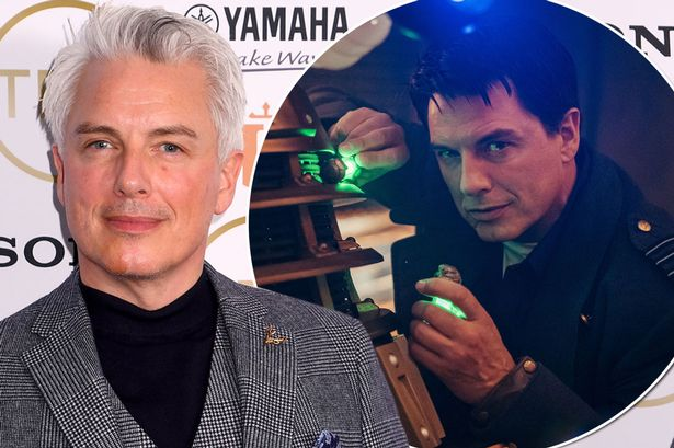 John Barrowman breaks his silence after admitting to exposing himself on the Doctor who set as his 'place on Dancing on Ice hangs in the balance.'
