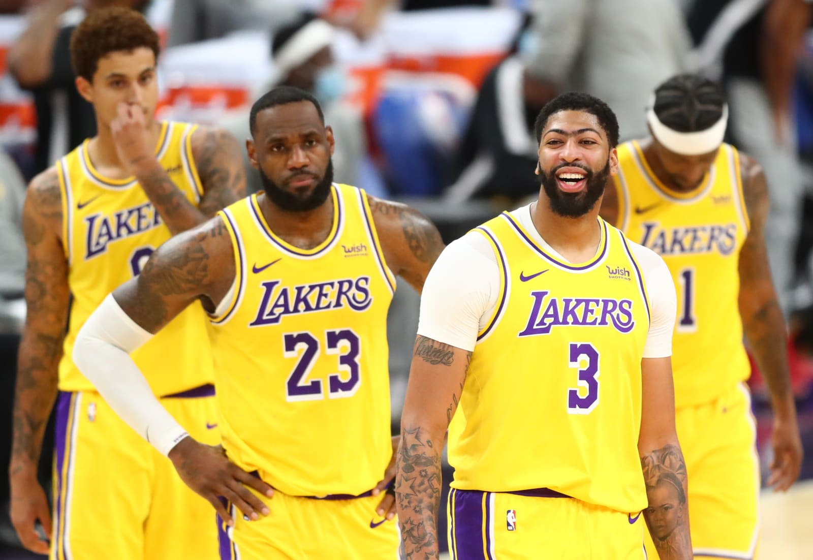 4 moves the Los Angeles Lakers can make