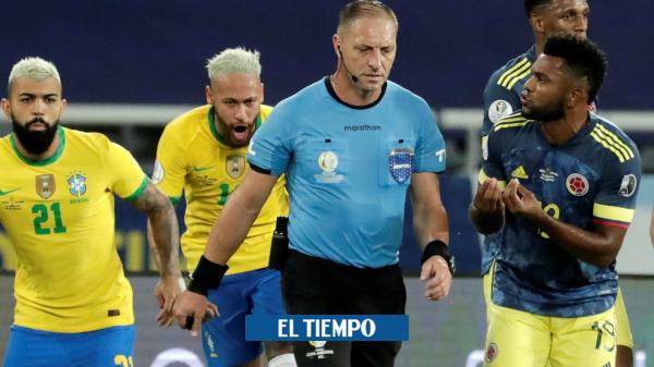 Against Brazil.  Colombia: Press Reactions, Controversy, Nasturtium Pitana – International Football – Sports