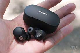 Sony's WF- 1000XM4 may be the best noise-canceling earbuds yet