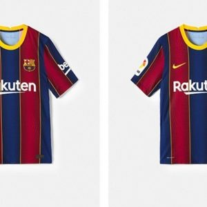 Barcelona sells Memphis Debay shirt at their official store … before signing him