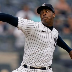 Chapman took the fastest pitch of the year