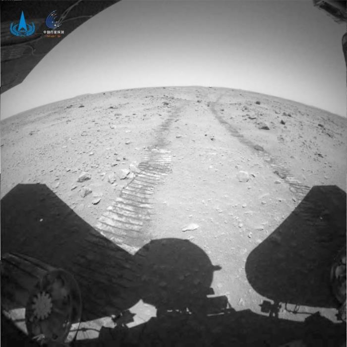 China's robot on Mars, the protagonist of new interesting films