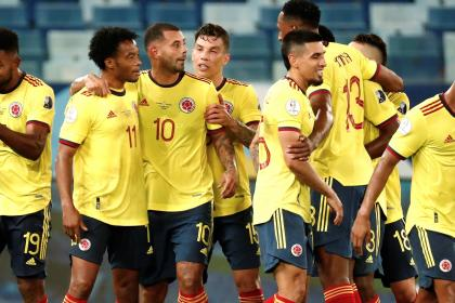Colombia National Team: Potential contenders and venues for the 2020 Copa America quarterfinals    United States Cup 2021