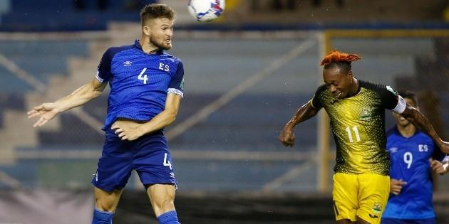 Concoff announces schedules for El Salvador games against Saint Kitts and Nevis
