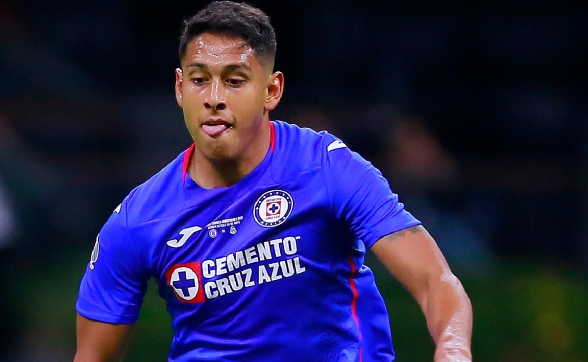 Cruz Azul: Espanyol de Barcelona join Luis Romo