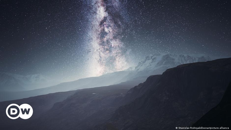 Dark matter reduces the circulation of the Milky Way, study results    Science and Ecology    D.W.