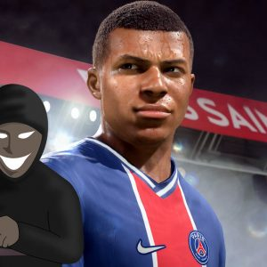 E.A.  Has been hacked;  They steal FIFA 21 codes and 780GB of data