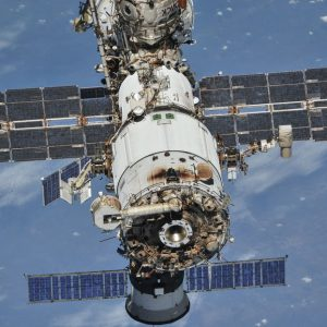 Incredible picture shows how fast ISS moves (PHOTO)