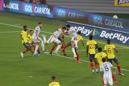 Juan Quadrato and Devinson Sanchez qualify for Colombia vs Argentina |  Choice of Colombia