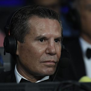 Julio Caesar Chavez warns that his life is in danger against Camacho Jr.