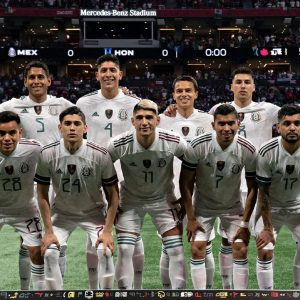 Mexico already knows its rivals in the Confederations Cup finals in Qatar 2022