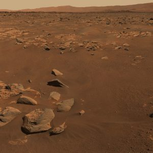 NASA's diligent rover captures the first 360 ன panorama of Mars (and can see it with the sound)
