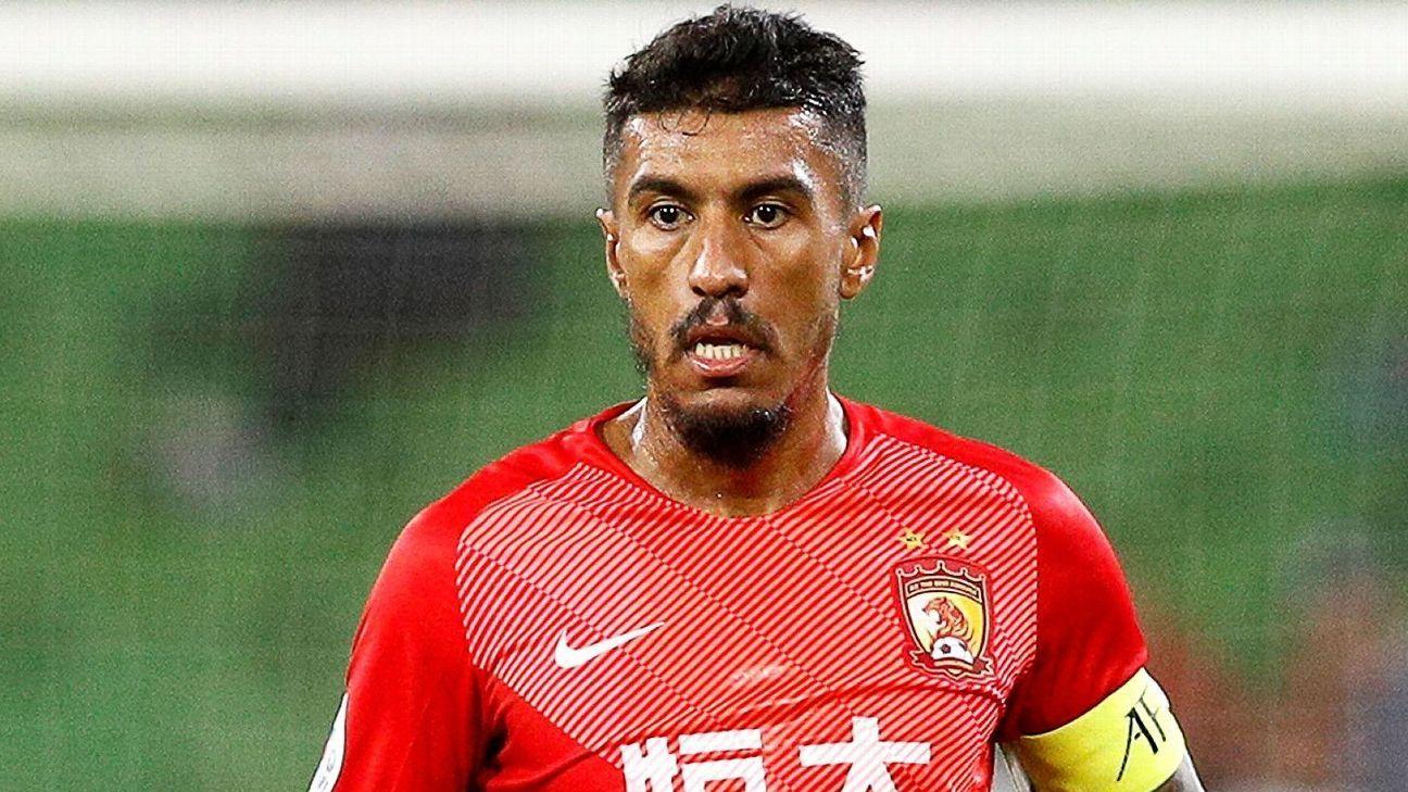 Paulinho left Guangzhou FC because he could not enter China