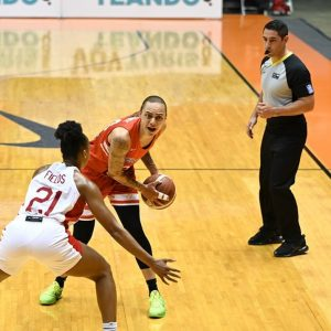 Puerto Rico will compete with the United States for the gold medal in the Women's USA