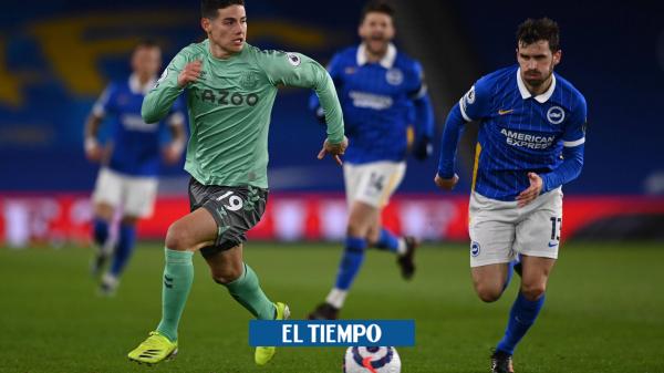 Rafa Benades: New Everton coach James Rodriguez – international football – sport