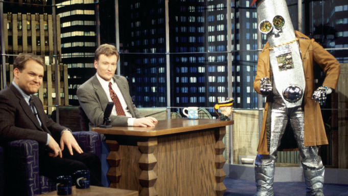 Andy Richter reflects on 'Canon' legacy (and Absurdity) as Conan O' Brien Exits Late Night