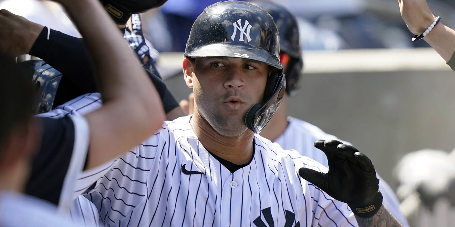 The Yankees won the series against the Royals behind Gary and the judge