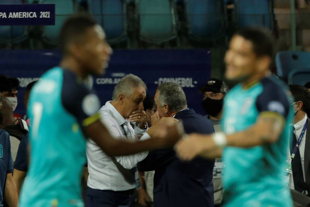 The deep words of Ecuador coach Gustavo Albaro Tide |  Football |  Sports