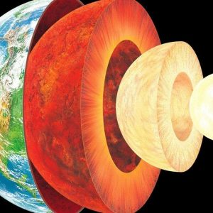 The strange behavior of the center of the earth that cannot be explained by scientists