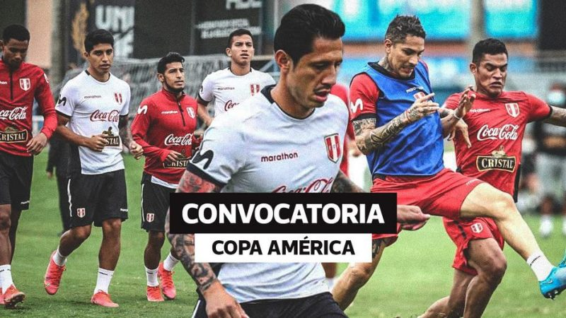 With Santiago Ormano and Gianluca Lapadula: Peruvian national team calls for Copa America in Brazil |  nczd |  Game Total