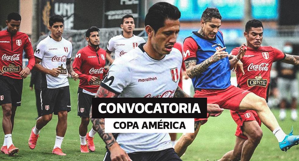 With Santiago Ormano and Gianluca Lapadula: Peruvian national team calls for Copa America in Brazil    nczd    Game Total