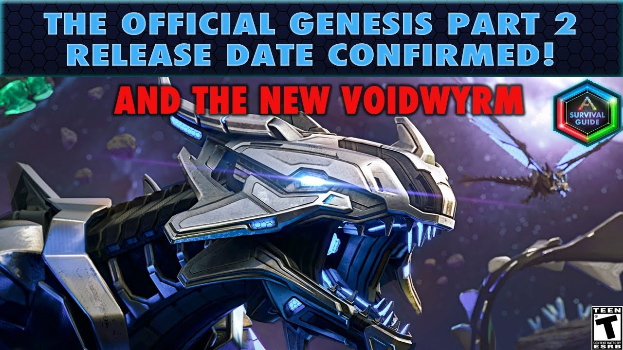 ARK Genesis 2 worldwide release: Here's when the followup to ARK Cosmos will indeed be released
