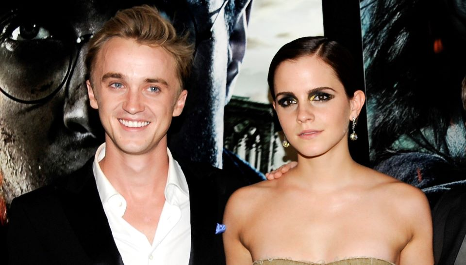 Tom Felton just revealed he has something with Emma Watson amid rumors she's dating someone else