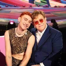 'I am Elektra in every sense,' Elton John says unexpectedly at the Pose panel.