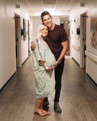 Lauren Burnham and Arie Luyendyk Jr have welcomed a boy and a girl into their family — Here's what we know thus far.