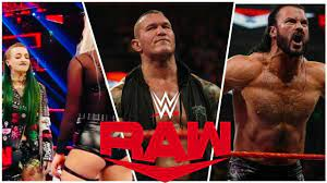 Result From WWE RAW On June 14th, 2021