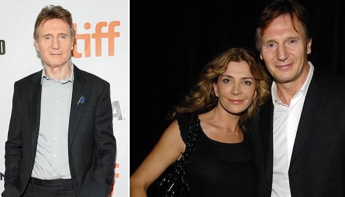Liam Neeson recalls his late wife Natasha Richardson telling him that if he played James Bond, she wouldn't marry him.