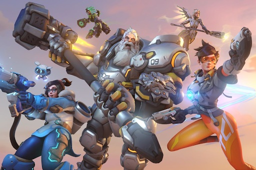 Overwatch 2's PVP Significant Changes Blizzard shows New Lighting Tech for change the Time and Weather