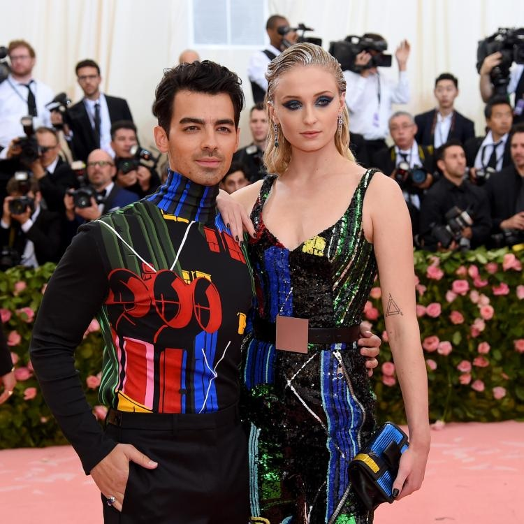 Perhaps Sophie Turner can't believe she and Joe Jonas have indeed been wedded for two years