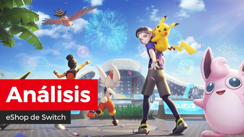 [Análisis] Pokemon Unite Para Nintendo Switch – Nintendo