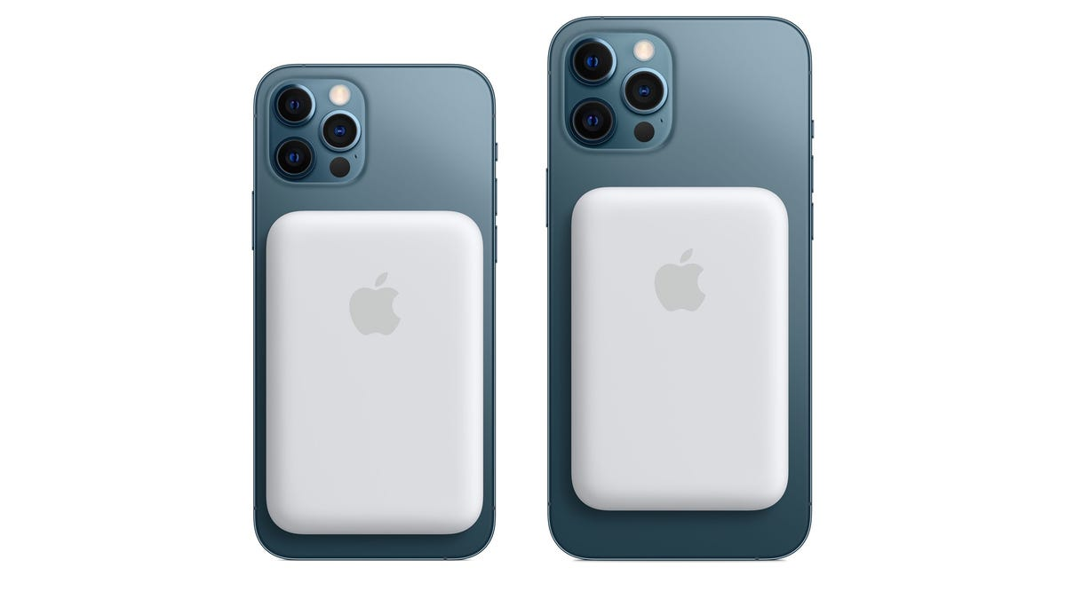 Apple Introduces External Battery Magnetically connects to iPhone