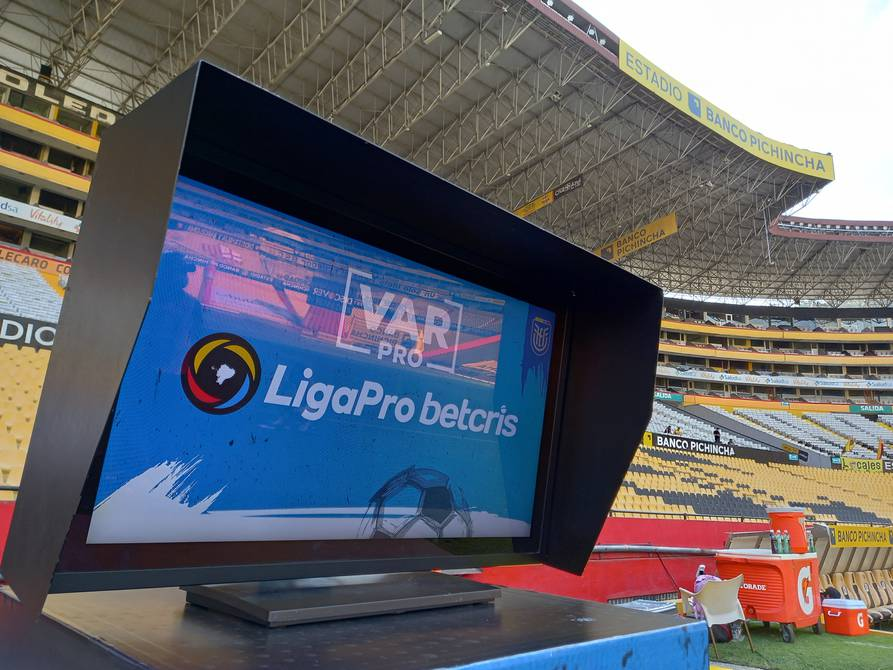 Barcelona SC seeks to repair damage caused by 'defective VAR service' at Classico del Astillero    National Championship    Sports