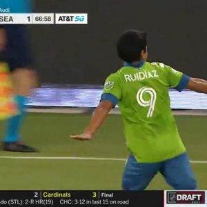 Cole Raul Ruidas |  Austin FC Versus.  Seattle Sounders: This Is The Longest 'Play' Hit |  Video |  MLS 2021 |  NCZD |  Game Total