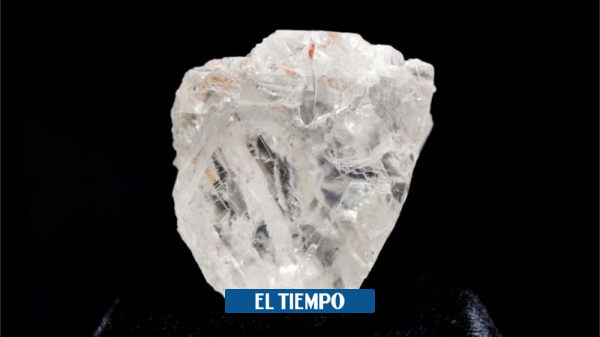 Diamonds are the origin of life – science – what information about life