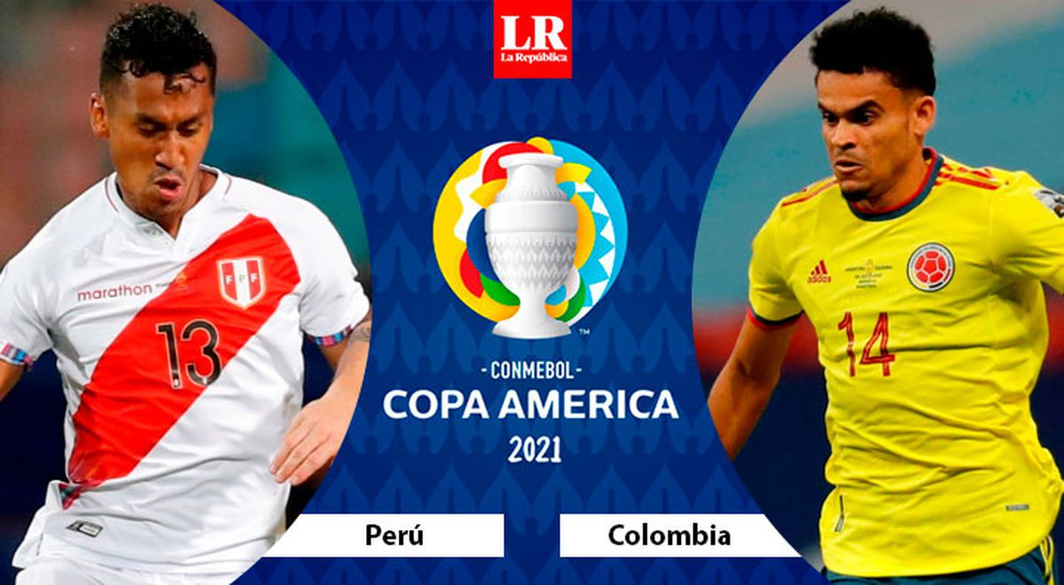 DirectTV Sports Live: Peru vs Colombia Online Free Online Copa America 2021 Transmission Directive Play Sports can be played on any channel at any time and where to watch the competition for 3 places