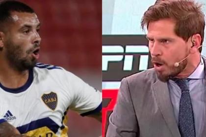 Edwin Cardona plays against San Lorenzo: Sebastian Vignolo criticizes Boca Juniors |  Argentina League